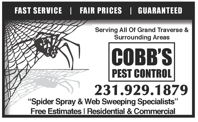 CALL COBB'S PEST CONTROL